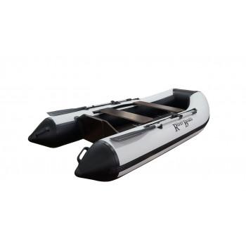 Лодка надувная ПВХ RiverBoat RB-300 лайт +
