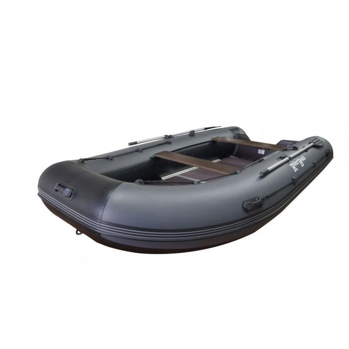 Лодка ПВХ RiverBoats RB-410 (Киль)