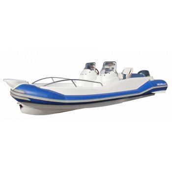 Лодка РИБ WinBoat R53