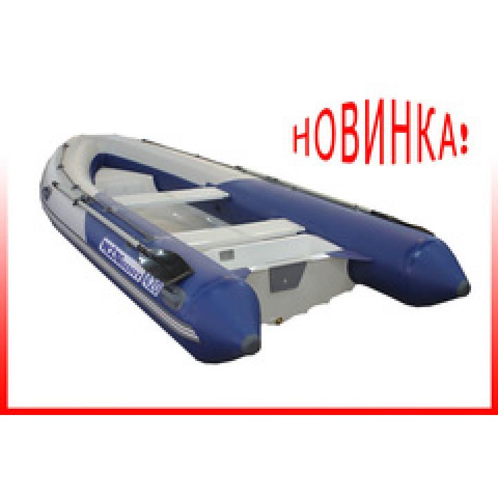 Лодка РИБ WinBoat 420GT