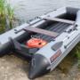 Надувная лодка ПВХ X-River AGENT 390 НДНД