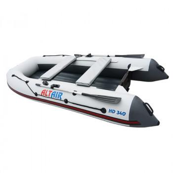 Надувная ПВХ лодка Альтаир HD-340