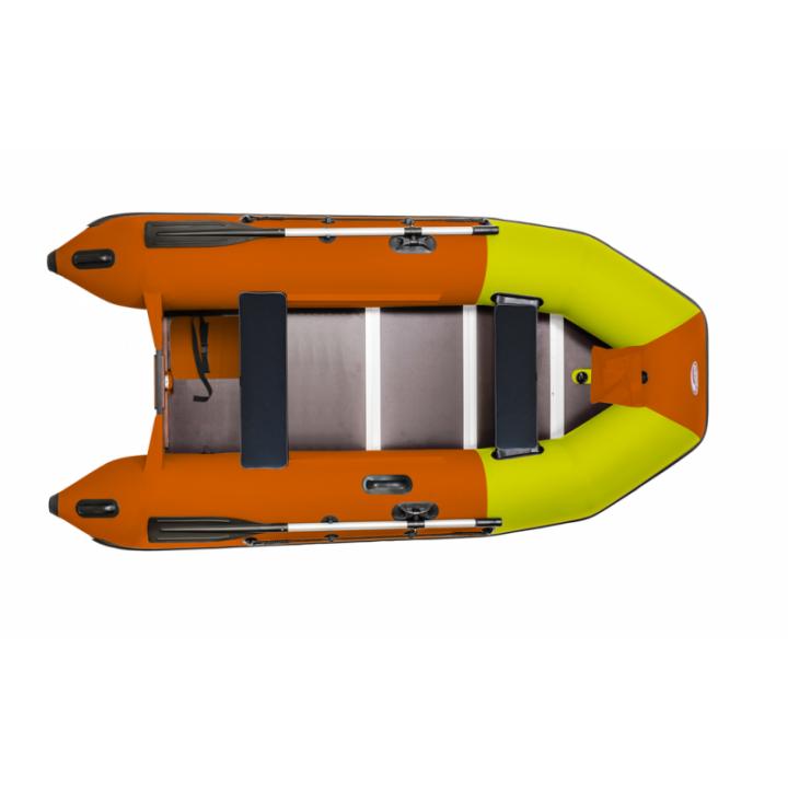 Надувная лодка Патриот Оптима 280 плюс