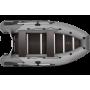 Надувная ПВХ лодка Фрегат М-370 С серая