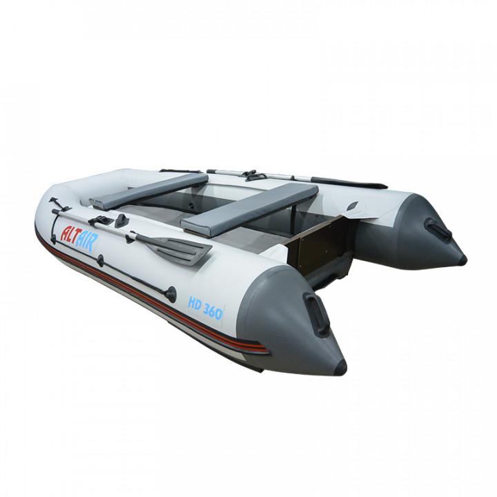 Надувная ПВХ лодка Альтаир HD-360