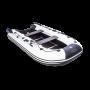 Надувная ПВХ лодка Ривьера Компакт 2900 СК