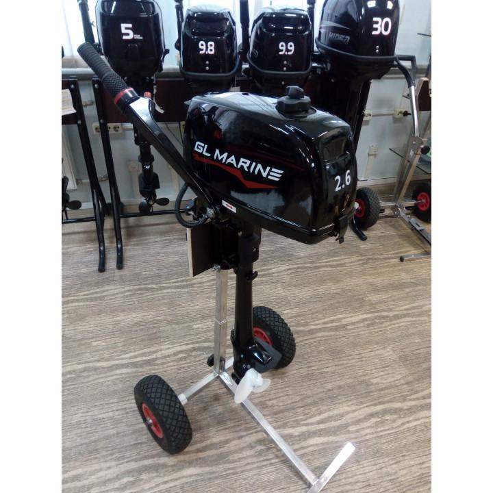 Лодочный мотор GL Marine 2.6 купить со скидкой в магазине МотоБот