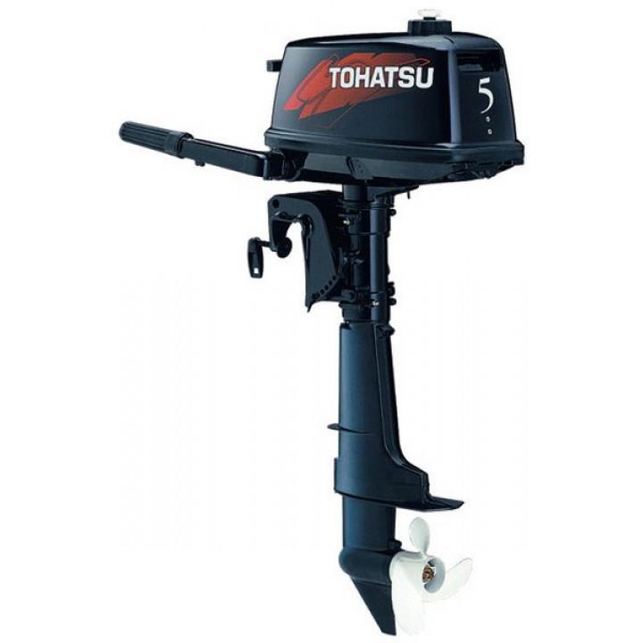 Лодочный мотор Tohatsu M 5 BD