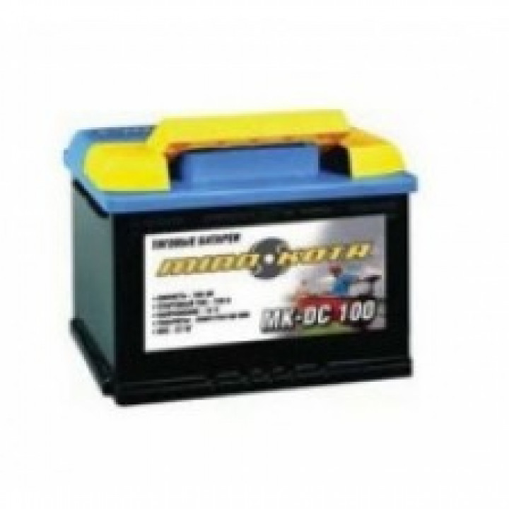 Аккумулятор MinnKota MK-SCS100, глубокой разрядки, 100 а/ч (MK-SCS100)