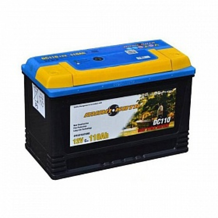 Аккумулятор MinnKota MK-SCS110, глубокой разрядки, 110 а/ч (MK-SCS110)