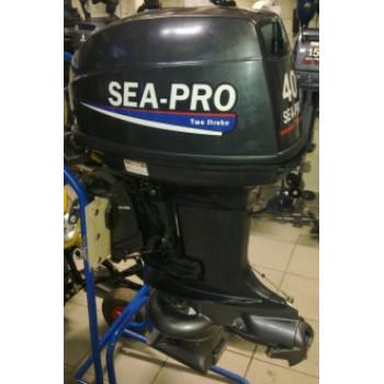 Лодочный мотор Sea-Pro T 40JS&E (Водометный)