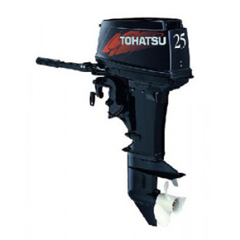 Лодочный мотор Tohatsu M 25 S