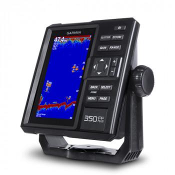 Эхолот Garmin FF 350 Plus, с датчиком 77200кГц