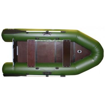 Надувная ПВХ лодка Фрегат 280 ЕК