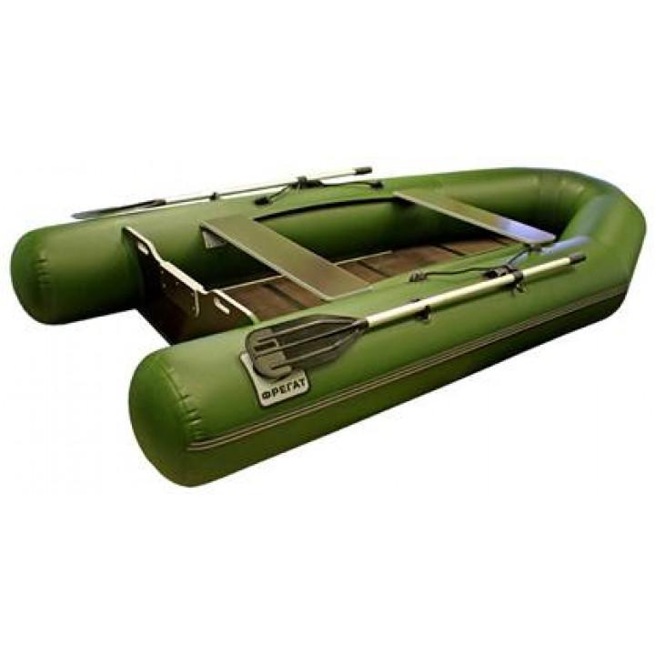 Надувная ПВХ лодка Фрегат 320 ЕК
