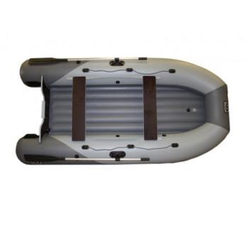 Надувная лодка пвх Фрегат 350 Air л/т с НДНД