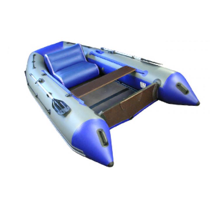 Лодка надувная ПВХ Angler AN 400XL