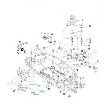 Топливный шланг 5F-01.04.13