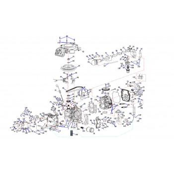 Гайка маховика F15-01.06.00.06