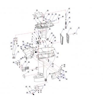 Подушка двигателя F15-05.04.00.00