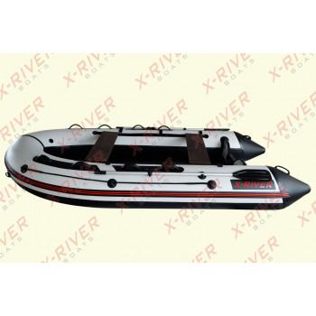 Надувная лодка ПВХ X-River GRACE-WIND 380