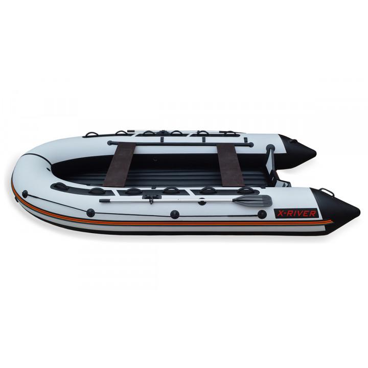 Надувная лодка ПВХ X-River GRACE-WIND 420
