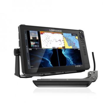 Эхолот Lawrance HDS-16 LIVE с датчиком Active Imaging 3-in-1
