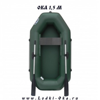Гребная лодка Ока 1,5 М