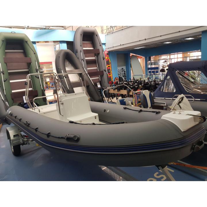 Лодка RIB Baltic Boats РИБ Аполлон 490