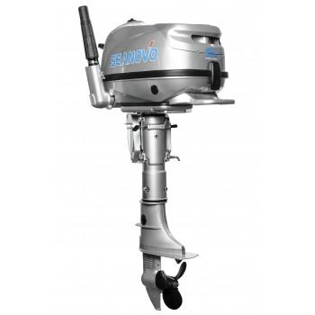 Лодочный мотор Seanovo SNF6HS без бака 12л.