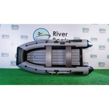 Надувная ПВХ лодка RiverBoats RB-320 НДНД