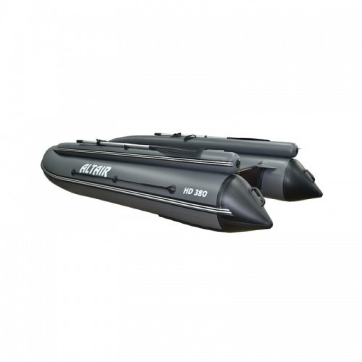 Надувная ПВХ лодка Altair HD-380 ФБ