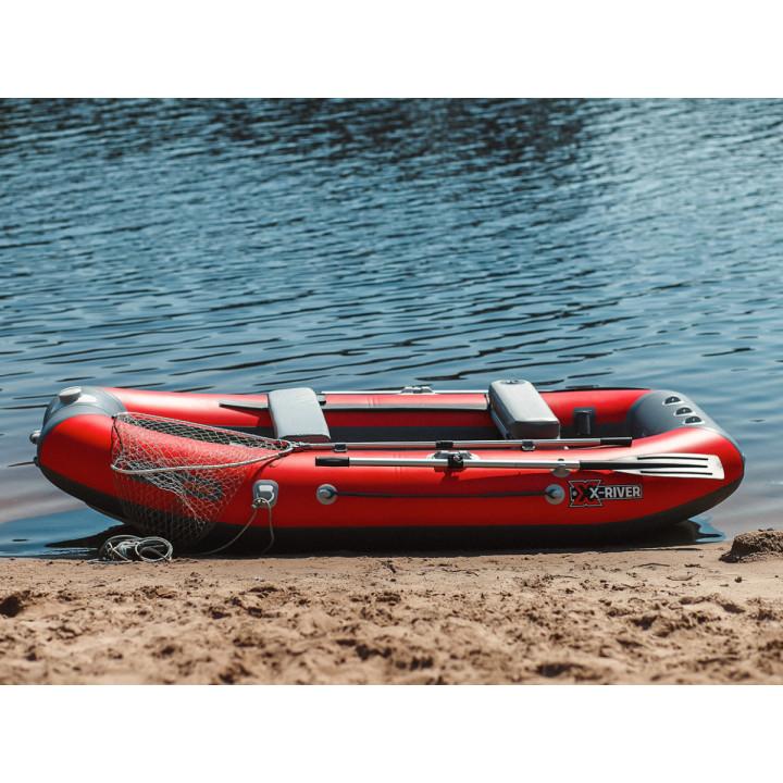 Надувная ПВХ лодка X-River Agent Mini 280 Airdeck