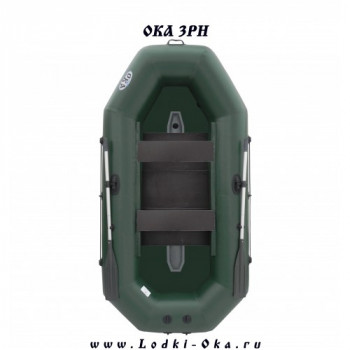 Гребная лодка Ока 3 РН