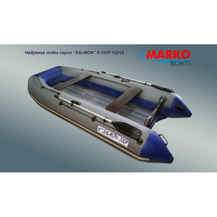 Лодка SALMON S-340P НДНД