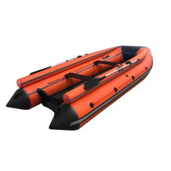Надувная лодка ПВХ ORCA 400F НДНД