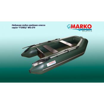 Лодка ГОЛЕЦ MG-270
