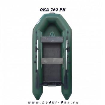Моторная лодка Ока 260 РН