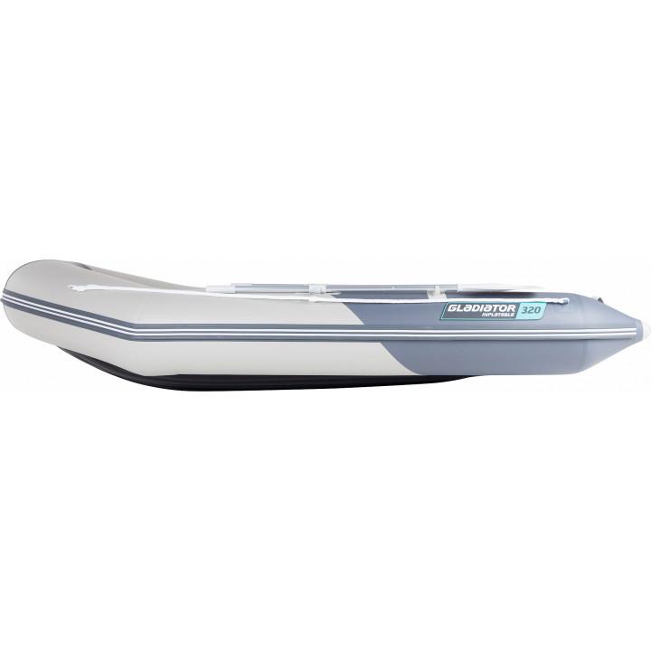 Лодка ПВХ Gladiator E320LT
