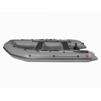 Надувная ПВХ лодка X-River Rocky 415