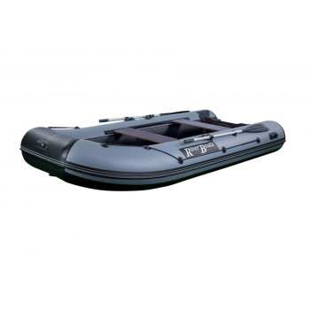 Надувная ПВХ лодка RiverBoats RB-370 AL