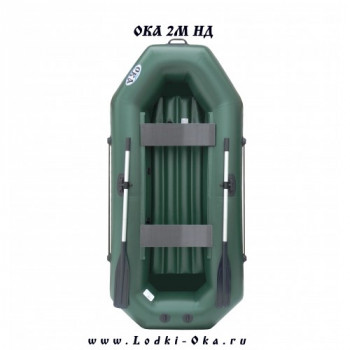 Гребная лодка Ока 2 М НД