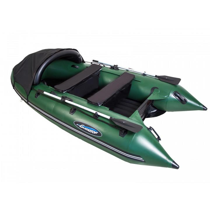 Лодка ПВХ Gladiator E330