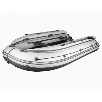 Надувная ПВХ лодка X-River Grace Wind 420 фальшборт