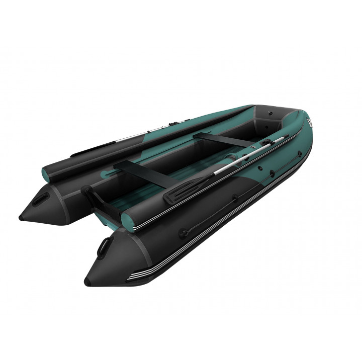 Надувная лодка ПВХ ORCA GT 400 НДНД фальшборт