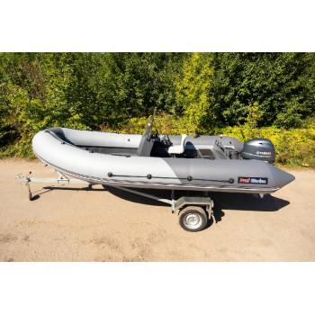Лодка ProfMarine PM 550 RIB с алюминиевым корпусом