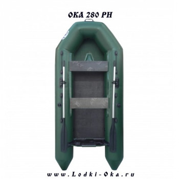 Моторная лодка Ока 280 РН