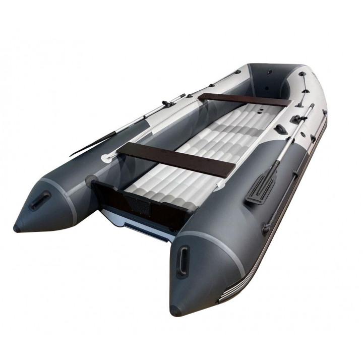 Надувная лодка ПВХ ORCA GT 420 НДНД