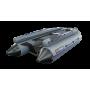 Надувная ПВХ лодка ProfMarine 370 Air FB, моторно-гребная, килевая