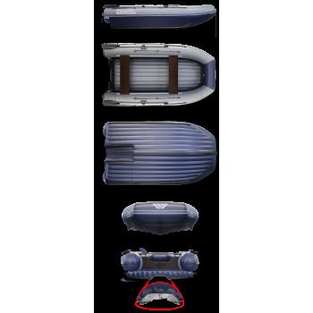 Надувная ПВХ лодка ФЛАГМАН DK 420 Jet